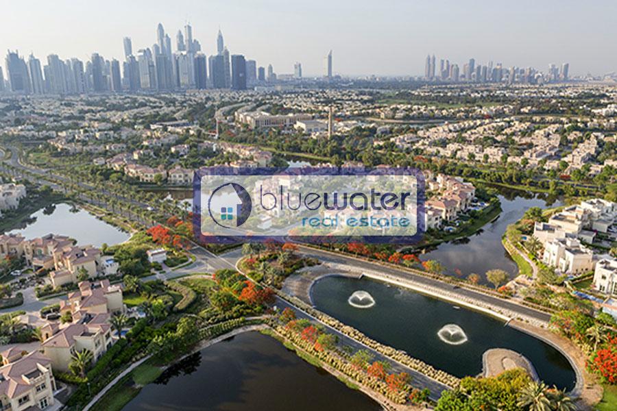 Jumeirah Islands Townhouses Blue Water Real Estate