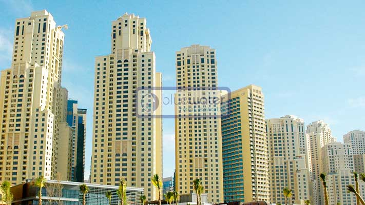 2 Bedroom Apartment For Rent In Jbr With Full Marina View